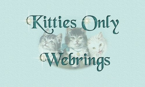 Kitties Only Webrings
